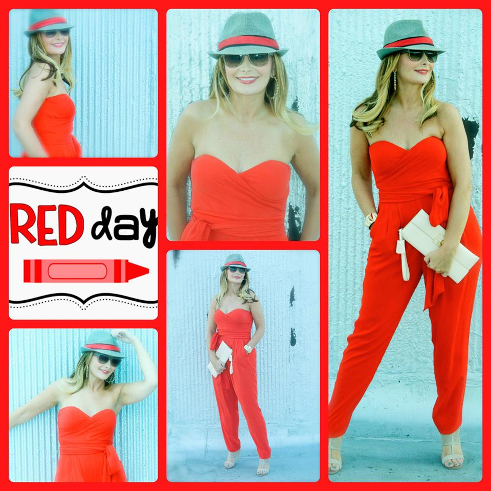 Lady in red 2014