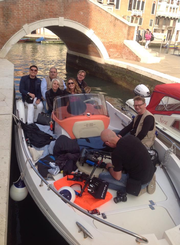 L equipe sur le bateau de marco vettor 06 10 14