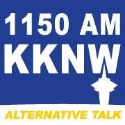 Logo alternative talk 1150 kknw